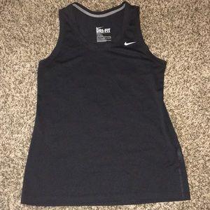Nike Dri-Fit workout tank